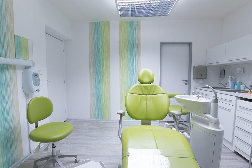 Moderní zubní ordinace Praha 10 Hostivař